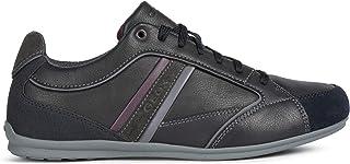 Geox Mens Adult Houston 21 Blue Sneakers