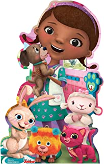 Best doc mcstuffins life size cut out Reviews