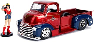 DC Bombshells 1952 Chevy COE Pickup 1:24