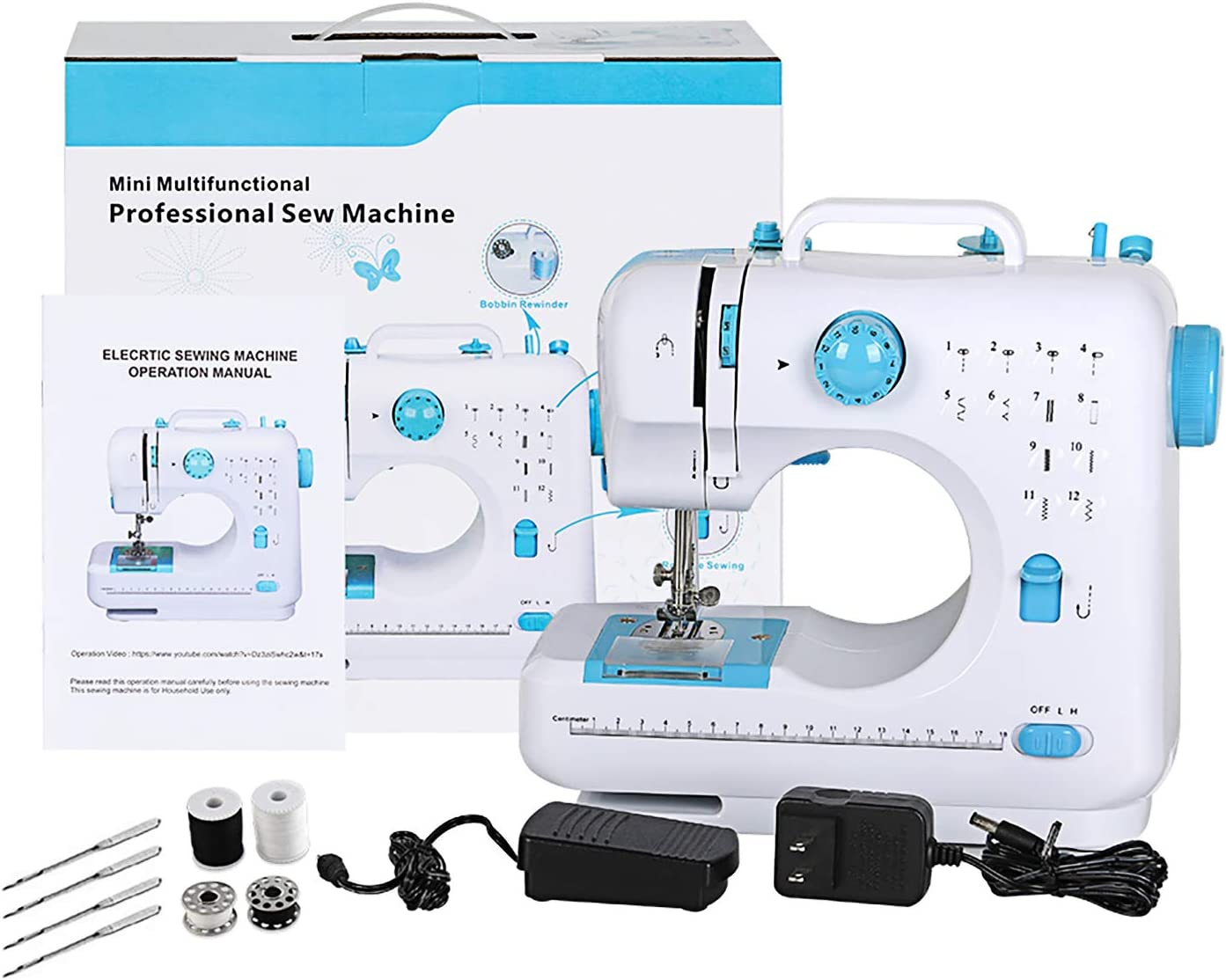 Max 62% OFF BTY Mini Sewing Max 41% OFF Machines Portable Duty Electric Heavy Industria