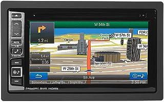 "ALPINE INE-NAV-60HDMI 6.1"" Car Navigation Bluetooth Receiver HD Radio 9 Band EQ"