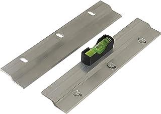 Barras de alta resistencia para colgar marcos y espejos, en forma de Z, 150 mm