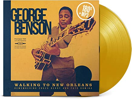 George Benson - Walking To New Orleans Limited (2019) LEAK ALBUM