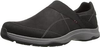 Ahnu Women's Taraval Slip-On Slipper, Black, 9 M US
