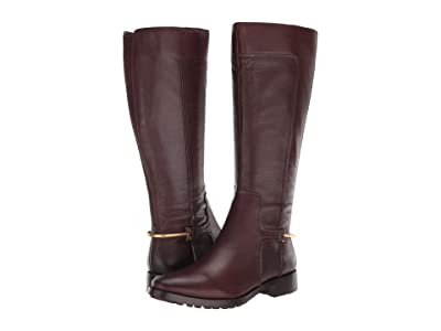 Naturalizer 27 Edit Kalani (Forest Brown Leather) Women