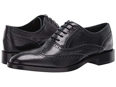 Paul Smith Munro Leather Oxford (Navy) Women