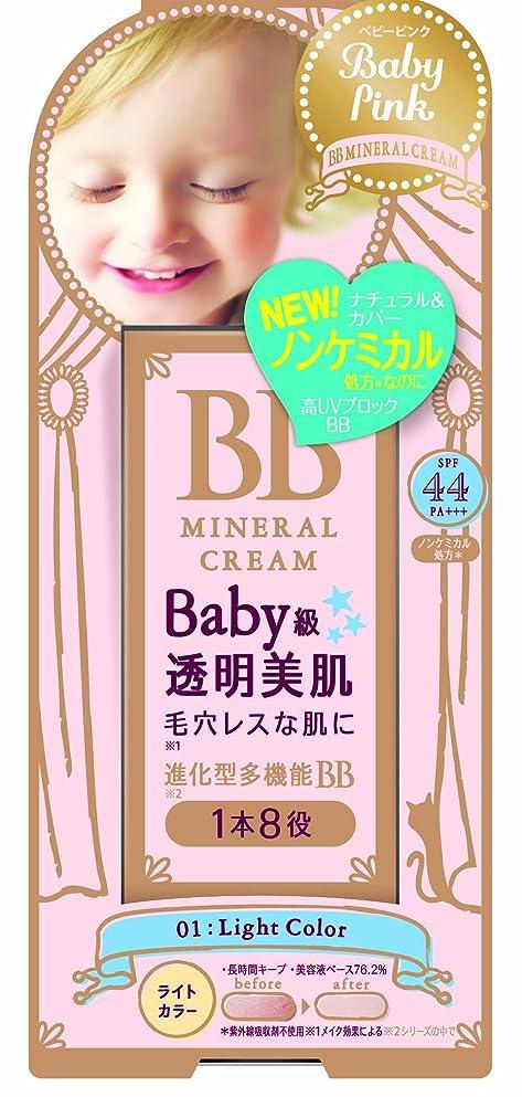 旧正月しゃがむ有害ベビーピンク BBクリーム 01:ライトカラー 20g