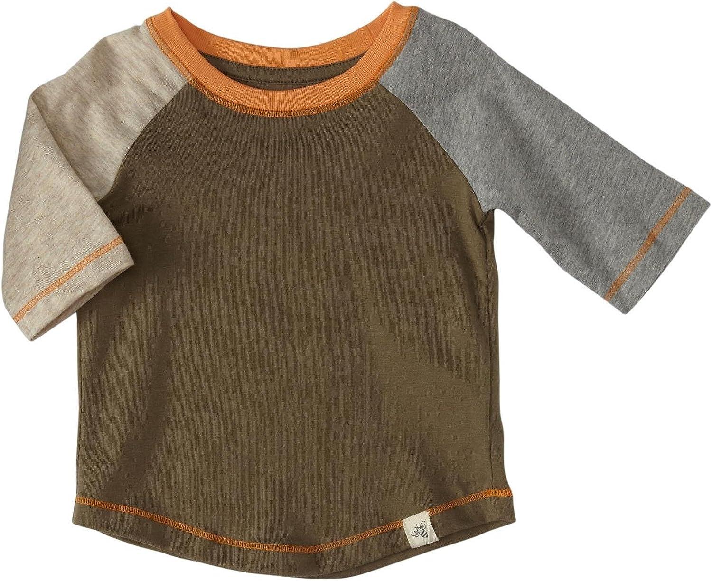 Burt's Bees Baby baby-boys Style Name: T-shirt, Short Sleeve Tee Under Shirt, 100% Organic Cotton
