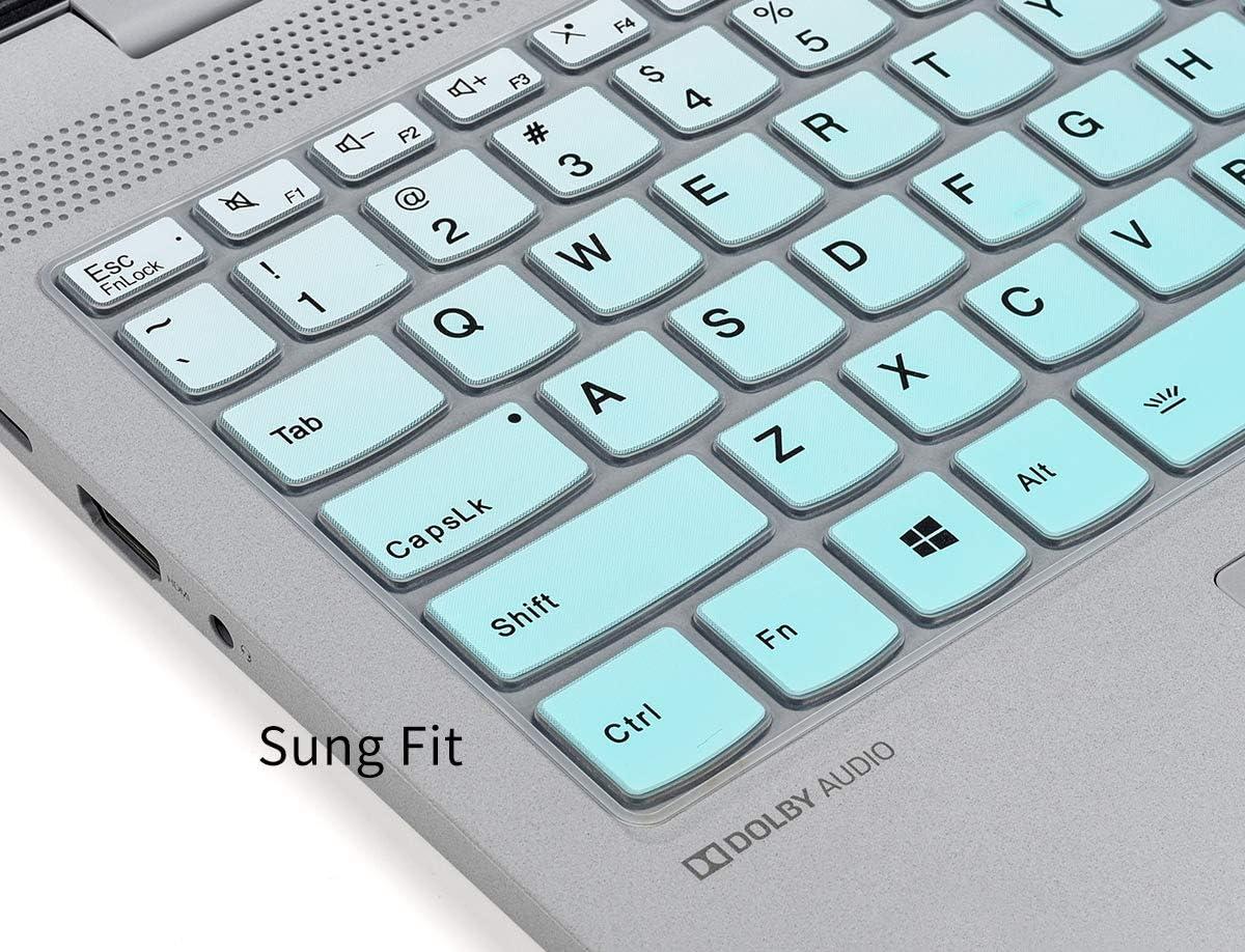 Lenovo Flex 5 15 15.6 Laptop with Numeric Keypad Lenovo IdeaPad 5 Keyboard Skin Clear CaseBuy Keyboard Cover for 2020 Lenovo IdeaPad 5 15.6 inch//IdeaPad Flex 5 15IIL05
