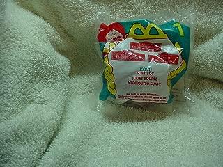 McDonalds Happy Meal Lion King II Simba's Pride Kovu Soft Plush Toy #1 1998