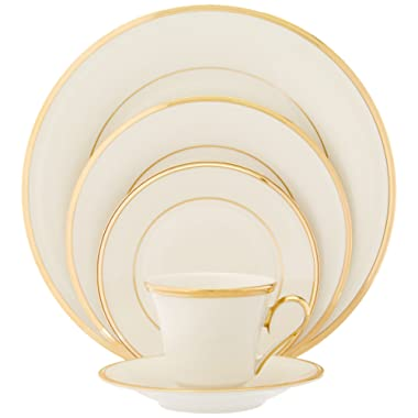 Lenox Eternal 5-Piece Place Setting, Ivory