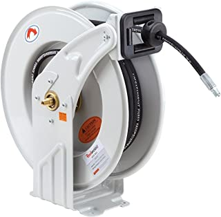 REELWORKS Grease Hose Reel Retractable ELITE 1/4