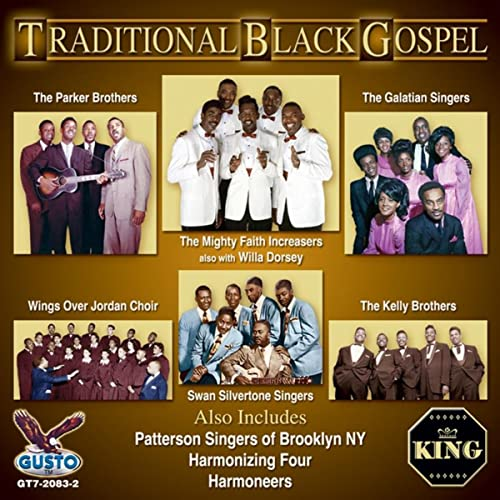 Traditional Black Gospel by Various artists on Amazon Music