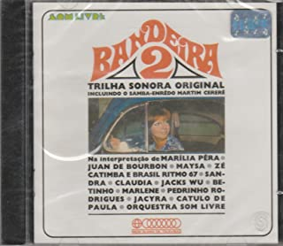 Bandeira 2 - Cd Trilha Sonora Novela - 1971