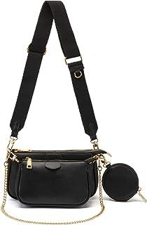 Small Crossbody Bags for Women Multipurpose Golden Zippy...
