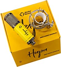 Monkey Banana Hapa Banana - USB Kondensatormikrofon, gelb