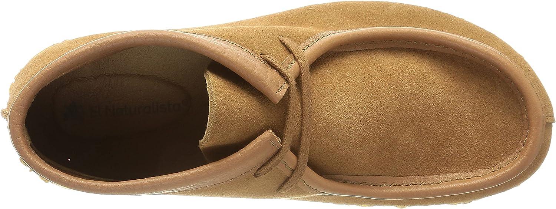 El Naturalista Men's Oxford Boot