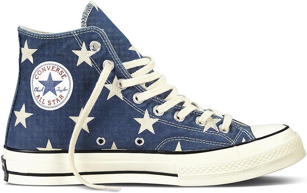 Converse – Uomo di Chuck 70 's Vintage Flag per Uomo, Blu (Blau ...