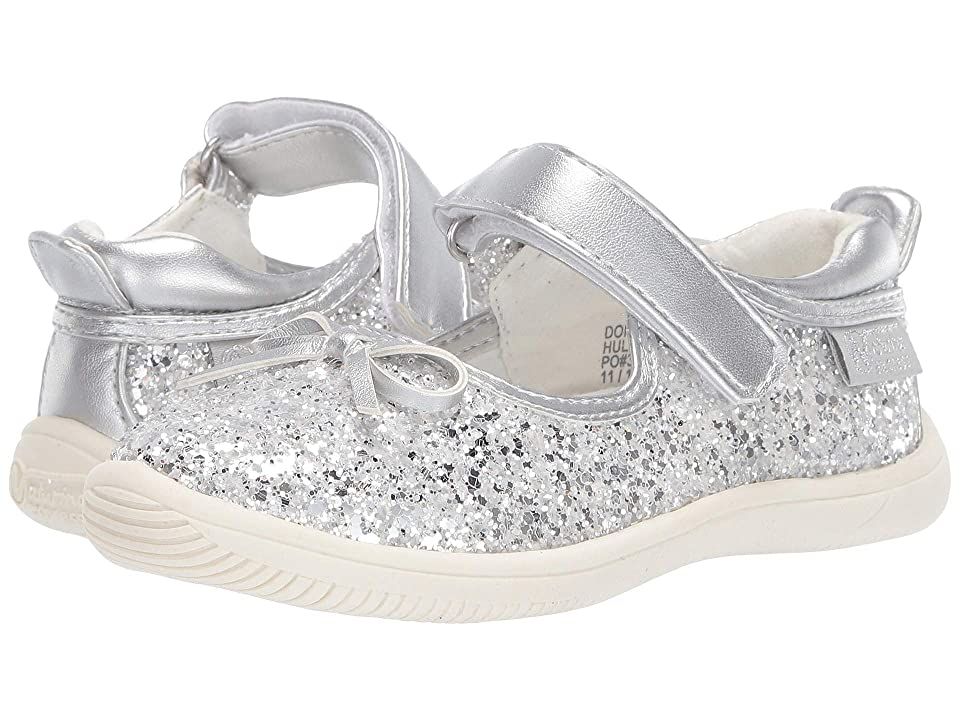 Naturino Express Donna (Toddler/Little Kid) (Silver 1) Girls Shoes