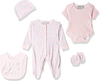 Lilly and Jack baby-girls GIRLS 5 PCE - BIRDS Baby Clothes