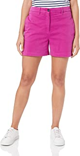 Tommy Hilfiger Women's Essential High Waist Cotton Shorts
