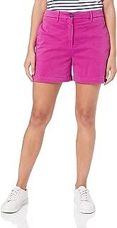 TOMMY HILFIGER Women's Essential High Waist Cotton Shorts
