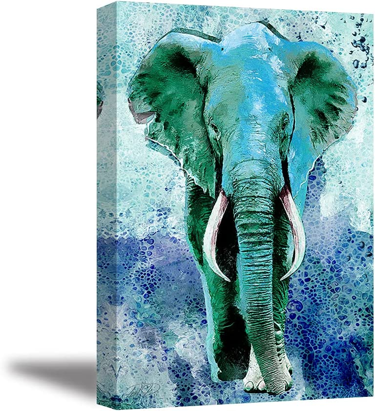Wall Decor Max Max 41% OFF 89% OFF for Bedroom Waterproof Elephant of