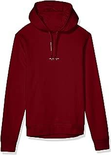 A|X Armani Exchange Men's Long Sleeve Slim Fit Zip Up Sweatshirt
