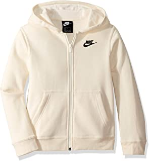 Nike Boy's NSW Club Full Zip Hoodie