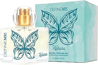 DEFINEME Natural Perfume Mist, Kahana, 1.7 Fluid Ounces