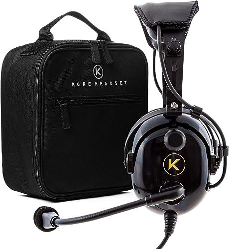 Telex Padded Flight Headset Bag Bose Sennheiser