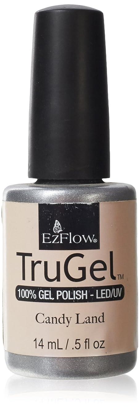 余分な蒸気実質的にEzFlow トゥルージェル カラージェル EZ-42448 キャンディーランド 14ml