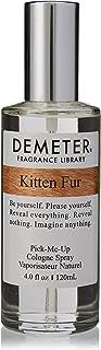 Demeter Cologne Spray, Kitten Fur, 4 Ounce