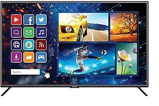 تليفزيون سمارت اندرويد الترا اتش دي 4K من نيكاي، 65 بوصة، اسود - NE65SUHD-M