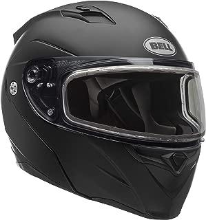 Bell Revolver Evo Dual Shield Snow Helmet (Matte Black, XX-Large)
