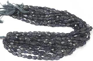 LOVEKUSH Beau bracelet Iolite AAA++ 3,5 mm Rondelle /& Fa/çade 17,8 cm de long Pierre pr/écieuse de gu/érison chakra BR19 vacances cadeau unique pour femme /énergie