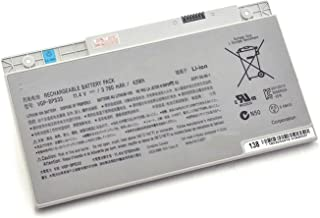 Ding Replacement Laptop Battery BPS33 Compatible With SONY VAIO SVT-14 SVT-15 T14 T15 Touchscreen Ultrabooks VGP-BPS33 (11.4V 3760MAH 43WH)