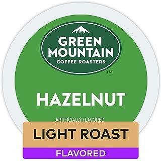 Green Mountain Coffee Roasters Hazelnut Keurig Single-Serve K-Cup pods, Light Roast Coffee, 96 Count