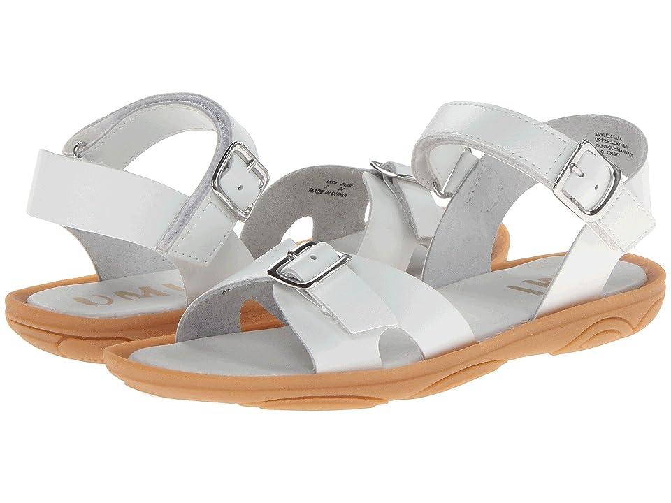 Umi Kids Celia (Little Kid) (White) Girls Shoes
