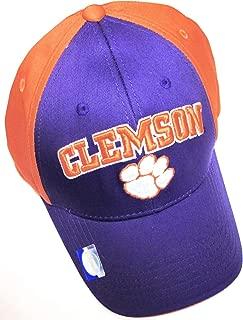 Collegiate Headwear Clemson Tigers Sonic Two-Tone Cap