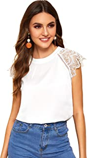 Best lace and chiffon tops Reviews