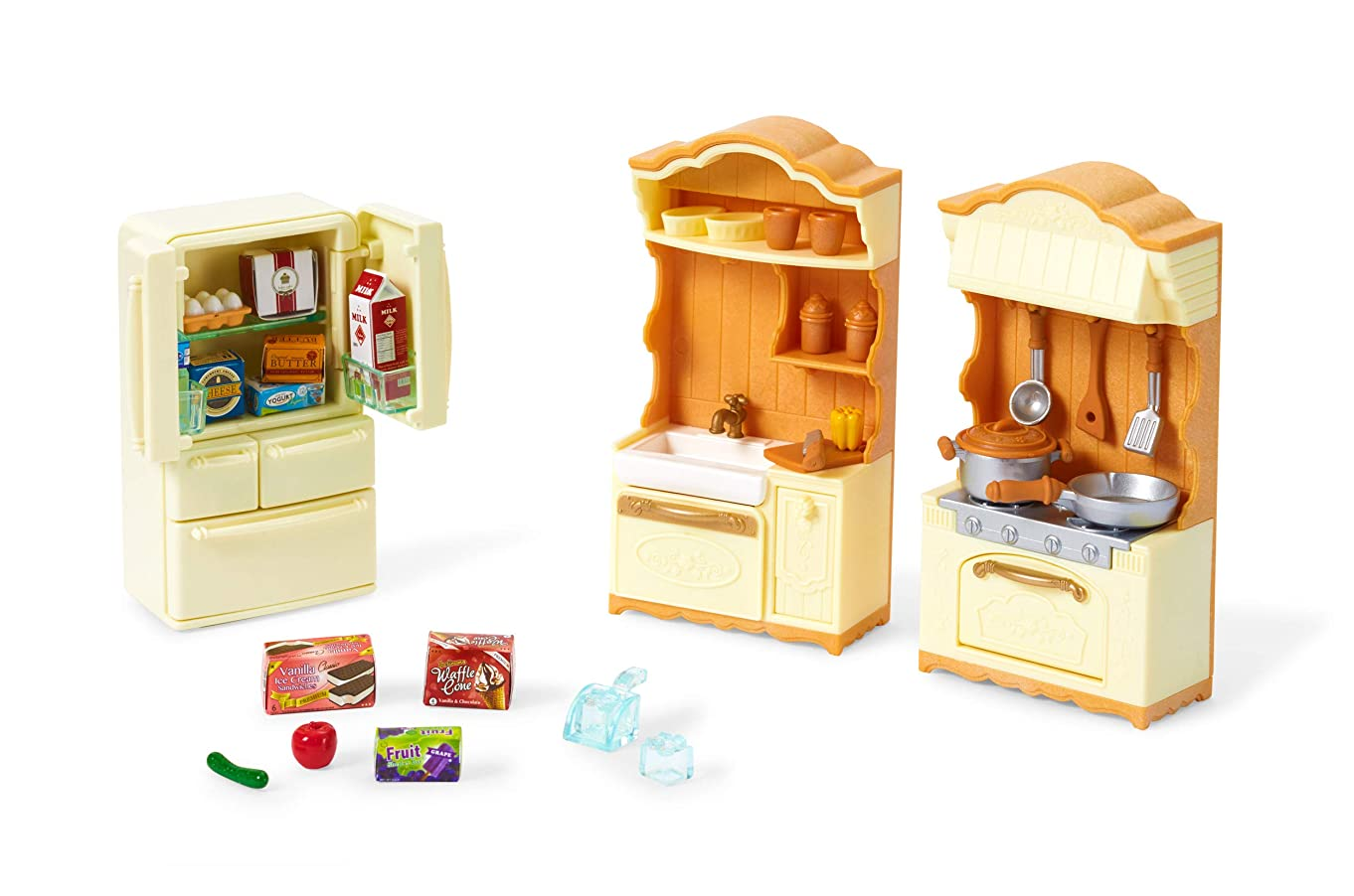 Calico Critters Kitchen Play Set h89564982