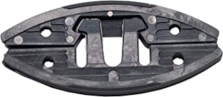 Gedotec Steckverbinder Universal Schiebeverbinder Holz Verbinder   KNAPP FAST | Kunststoff grau | Möbel Verbinder für Lamello Nut | MADE IN AUSTRIA | 10 Stück   Verbindungsplättchen zum Einschlagen