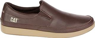 حذاء عصري للرجال من كاتربيلار، بني