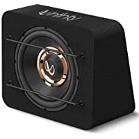 Infinity PRIMUS1270B Sealed slim enclosure with 12 inch Loaded/Ported Subwoofer (Black)