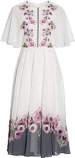 Women's Begoni Neopolitan Maxi Dress
