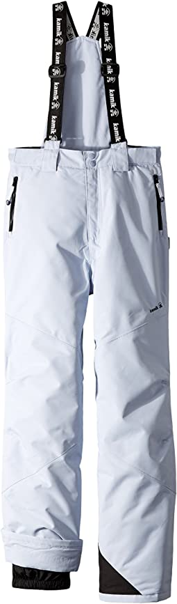 Kamik Kids - Rebel Solid Snowpant (Little Kids/Big Kids)