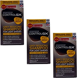 Just For Men Control GX. Champú reductor de canas para