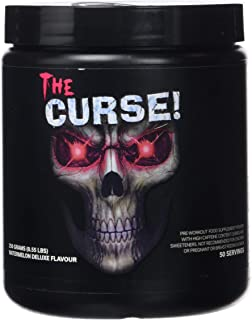 the curse pre workout green apple