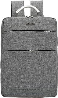Mochila Portatil Mochila Antirrobo Backpack, Impermeable, Grande Volumen, Elegante Duradero Mochila Aplica a Negocios, Trabajo, Diario, Ocio Gris